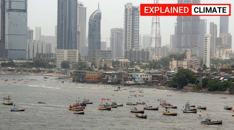 sea level rise, climate change, impact of climate change, coastal flooding, cost of coastal flooding, indian express