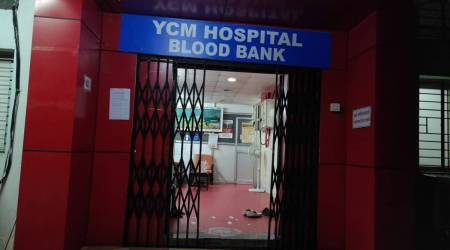Coronavirus crisis, plasma bank, PCMC panel, YCM Hospital, Pune news, Indian express news