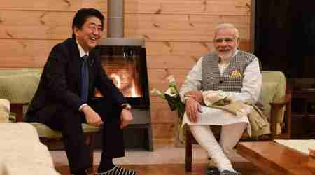 Key defence pact inked in last Modi-Abe meet