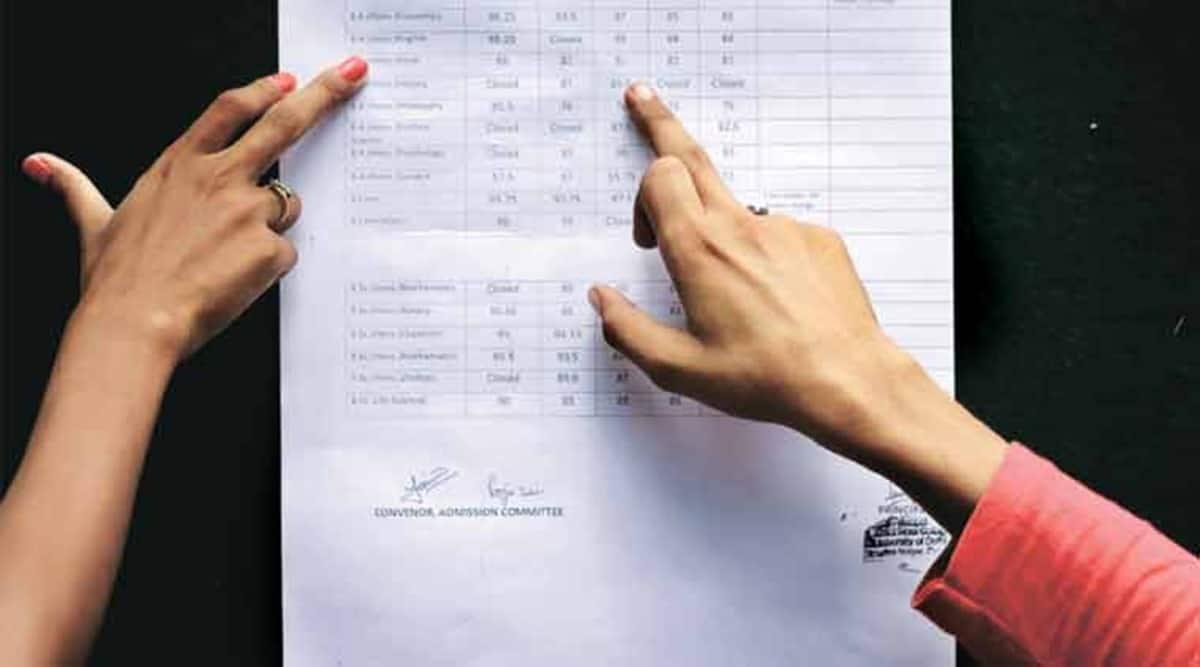 FYJC admissions, FYJC admissions merit list, FYJC admissions cutoff list, centralised admission process, indian express news