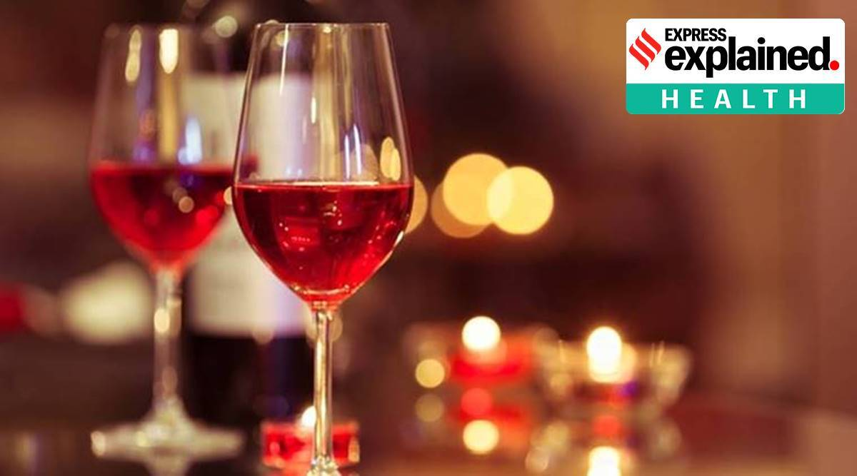 alcohol, how much alcohol is safe, alcohol health effects, safe alcohol consumption men, safe alcohol consumption women, US govt alcohol advisory, express explained, indian express