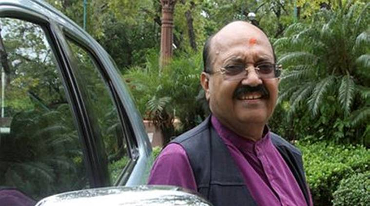 Amar Singh dies at age 64