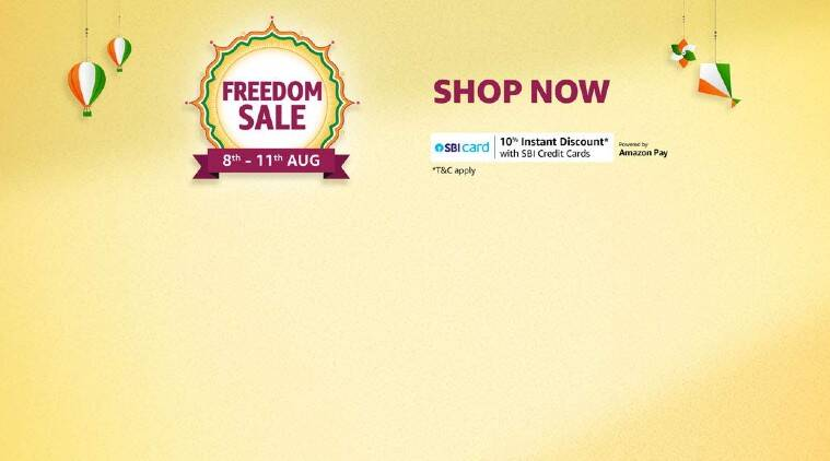 Amazon Freedom sale begins today: Deals, discount offers and other details