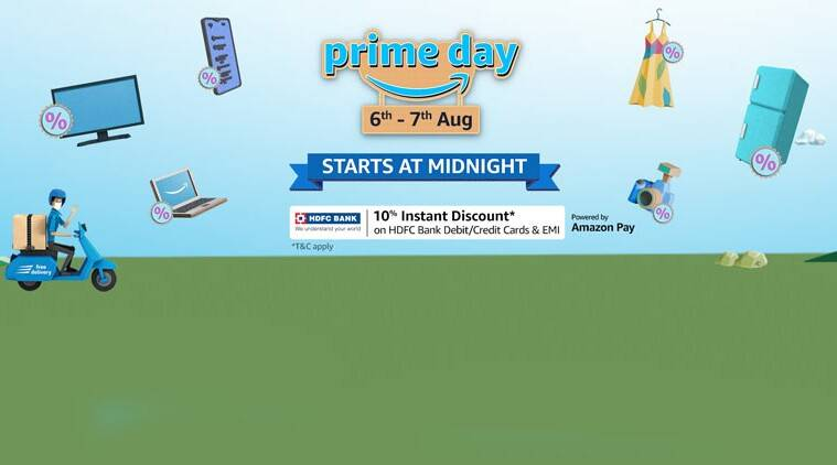 Amazon Prime Day Sale: Best Deals on Smartphones, Laptops and Smart TVs