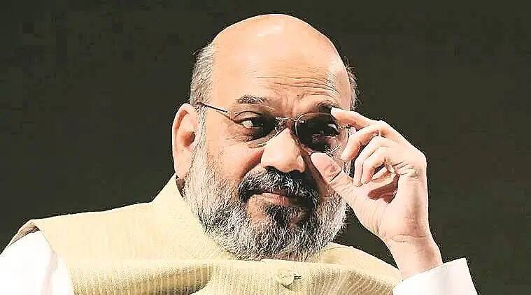 amit shah, west bengal bjp workers death, bengal bjp worker death, bengal covid cases, indian express news
