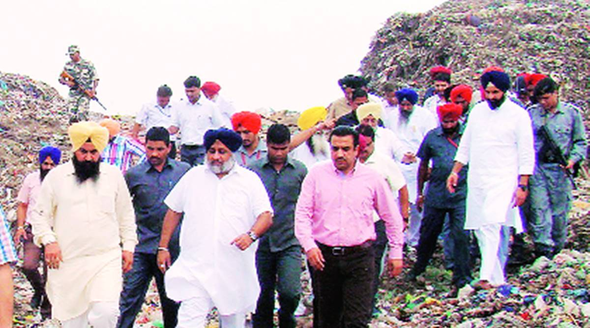 Swachh Survekshan, Amritsar news, Chandigarh news, Punjab news, Idnian express news
