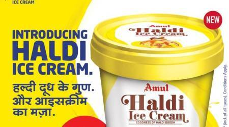 Gujarat Cooperative Milk Marketing Federation, Haldi ice cream, Ahmedabad news, Gujarat news, Indian express news