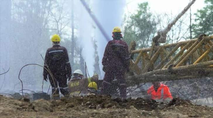 assam gas leak, assam blowout, Baghjan gas well, assam gas leak news, Baghjan tragedy assam Tinsukia, Oil India Limited (OIL), assam news, latest news