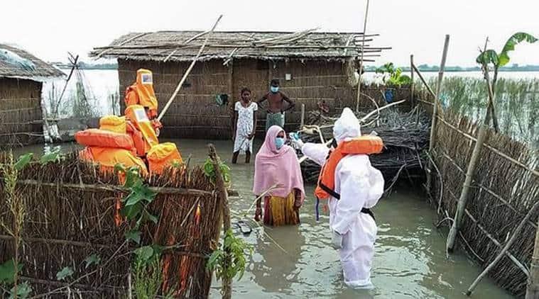 Assam floods, children deaths in assam floods, assam flood news, assam flood relief, assam relief camps, assam news, indian express