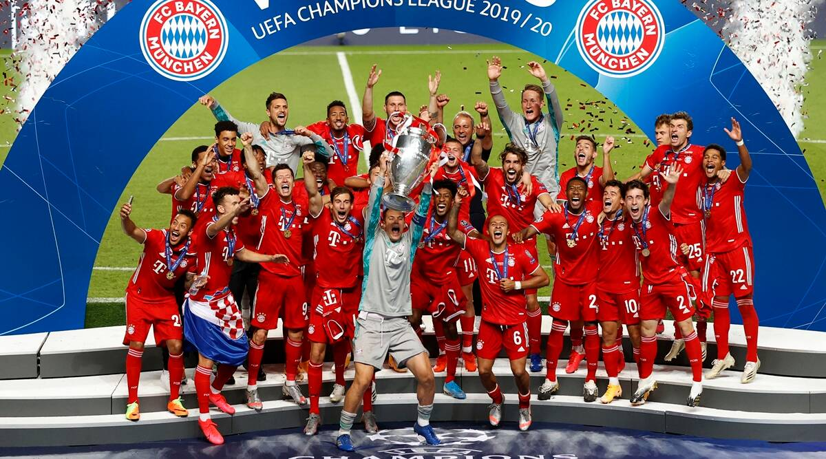 Bayern Champions League Tabelle