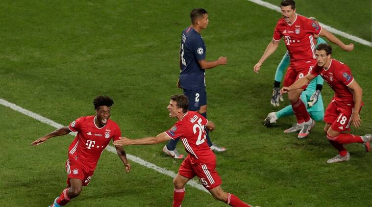 Bayern Munich Are Kings Of Europe Kingsley Coman Gives Sixth Ucl Title Abs News247