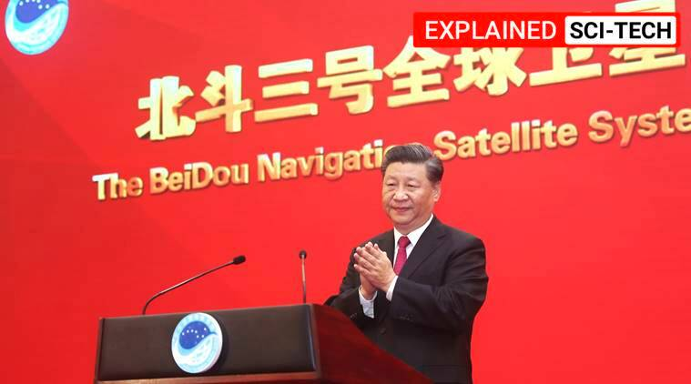 Beidou, Beidou Navigation Satellite System, BDS-3, what is Beidou, China's GPS, who owns GPS, Navigation with Indian Constellation, NavIC, indian express