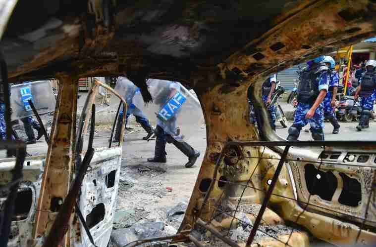Bengaluru violence, Bengaluru riots, Bengaluru Facebook post violence, Karnataka violence, Express Explained, Indian Express
