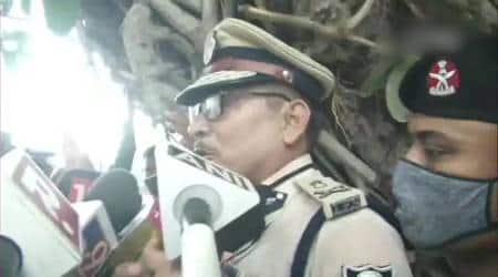 bihar dgp elections, Gupteshwar Pandey, Bihar DGP to fight polls, Gupteshwar Pandey buxar, bihar elections, bihar dgp sushant singh rajput, indian express