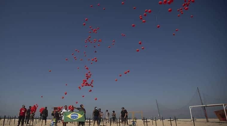 Brazil makes grim milestone - 100,000 deaths from COVID-19