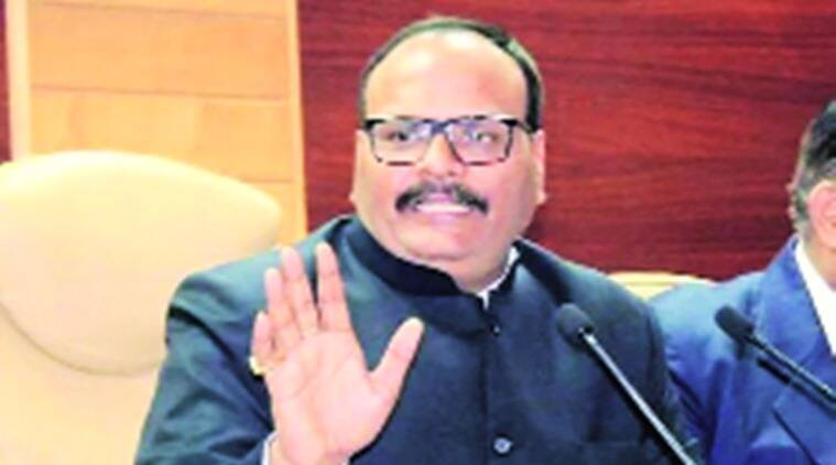 coronavirus in up, up covid cases, up law minister covid, Brajesh Pathak covid, up covid news indian express news