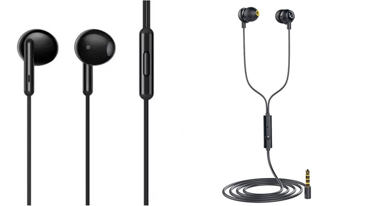 Five Best Wired Earphones You Can Get Under Rs 500 Technology News The Indian Express