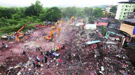 Mahad building collapse death toll, Mahad building collapse rescue operations, Mahad building collapse, Mahad building collapse dead, Mahad building collapse building structural audits, Tarigue Garden building collapse