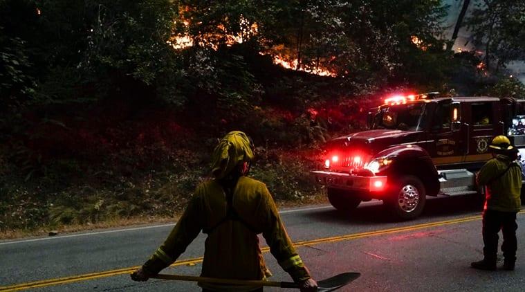 California wildfires, Califnoria wildfires news, California climate, California, California wildfires explained, Indian express