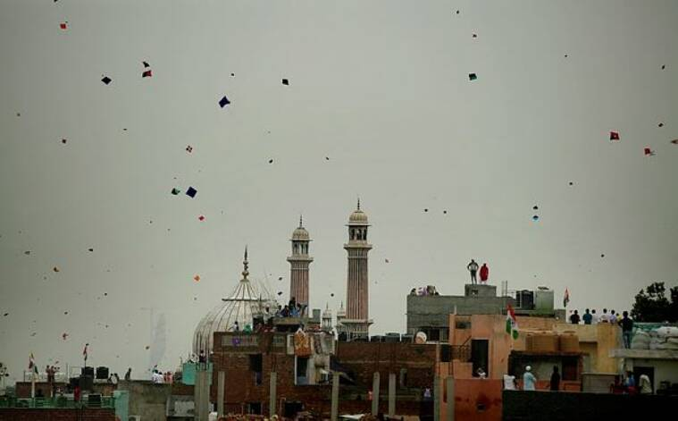 Independence day, Independence day 2020, 15th August, kite flying, kite flying on Independence day, Old Delhi, Independence day in Old Delhi, Independence day special, independence day India history, Independence day India, freedom movement, Independence day news, Indian Express, 15th August news