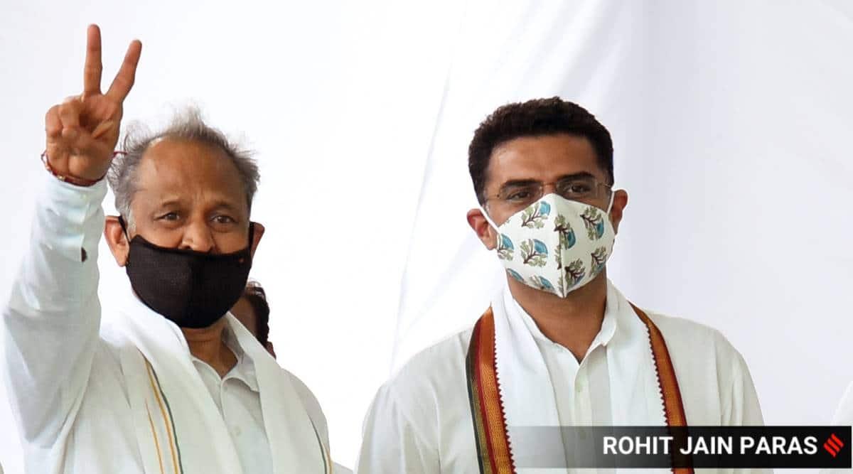 Ashok Gehlot, Sachin Pilot, Rajasthan pending appointments, rajasthan news, indian express
