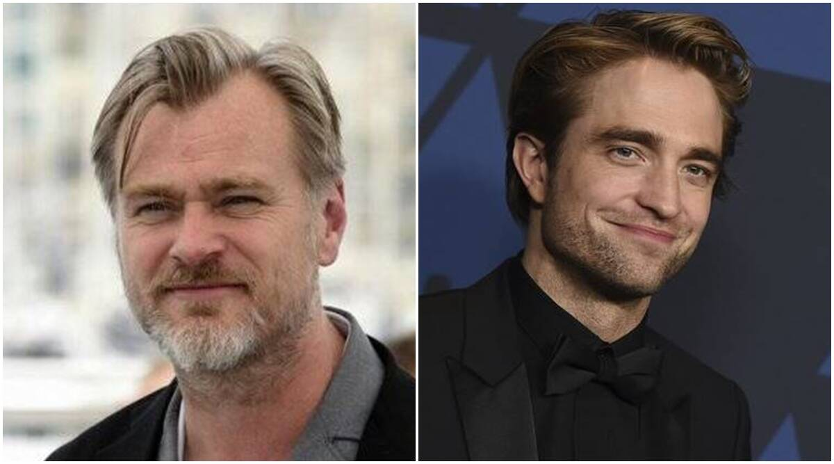 Robert Pattinson, Robert Pattinson batman, christopher Nolan