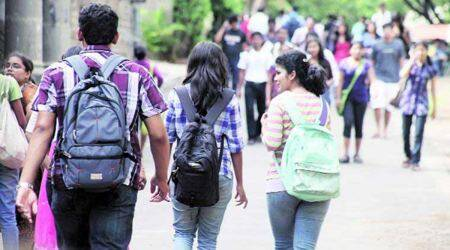 FYJC admissions, Mumbai colleges, merit list, Mumbai news, Indian express news