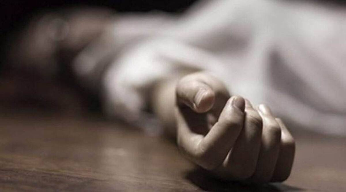 Police constable death, wife found dead, Jamnagar news, Gujarat news, Indian express news
