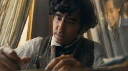 dev patel david copperfield