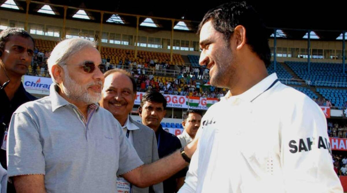 Dhoni shares letter he received from PM Modi after announcement of retirement
