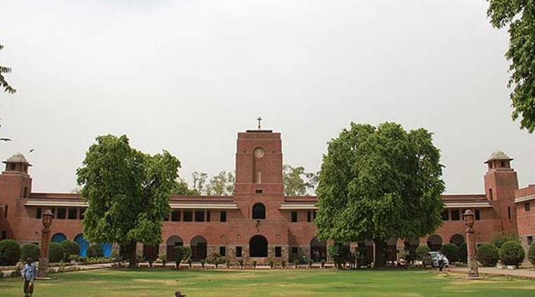 Delhi University semester result
