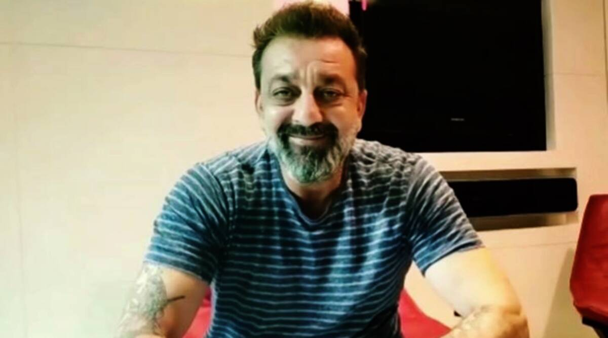 sanjay dutt discharged