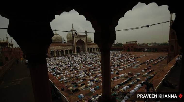 eid, eid 2020, Eid al-Adha, policemen suspended on eid, eid duty, policemen duty on eid, delhi police eid duty, indian express