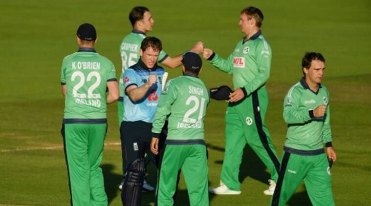 2nd ODI: Ireland win toss, elect to bat against England