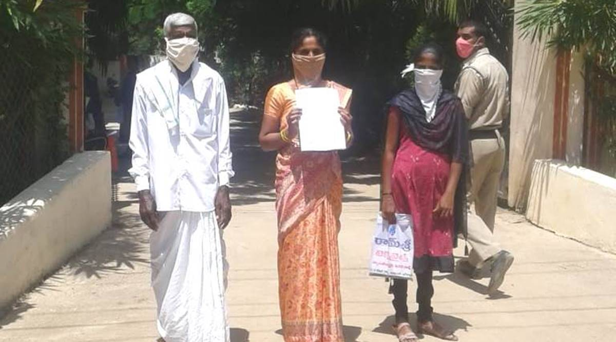 Telangana man in saudi jail, Telangana migrants in Saudi Arabia, indian migrants Saudi Arabia, telangana news, Hyderabad news, indian express