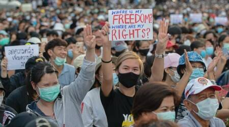 thailand, thailand protests, thailand protest news, thailand protest against government, thailand protest government news, thailand protest government protest, thailand protests explained, thailand coronavirus outbreak, prayuth chan-ocha