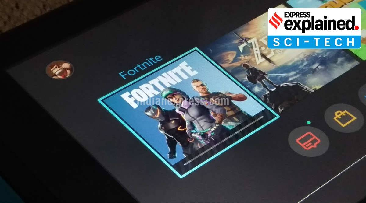 Fortnite, Fortnite game, Fortnite mobile game, Epic Games, Epic Games Fortnite, Fortnite Epic Games, Explained Science and Tech, Express Explained, Indian Express