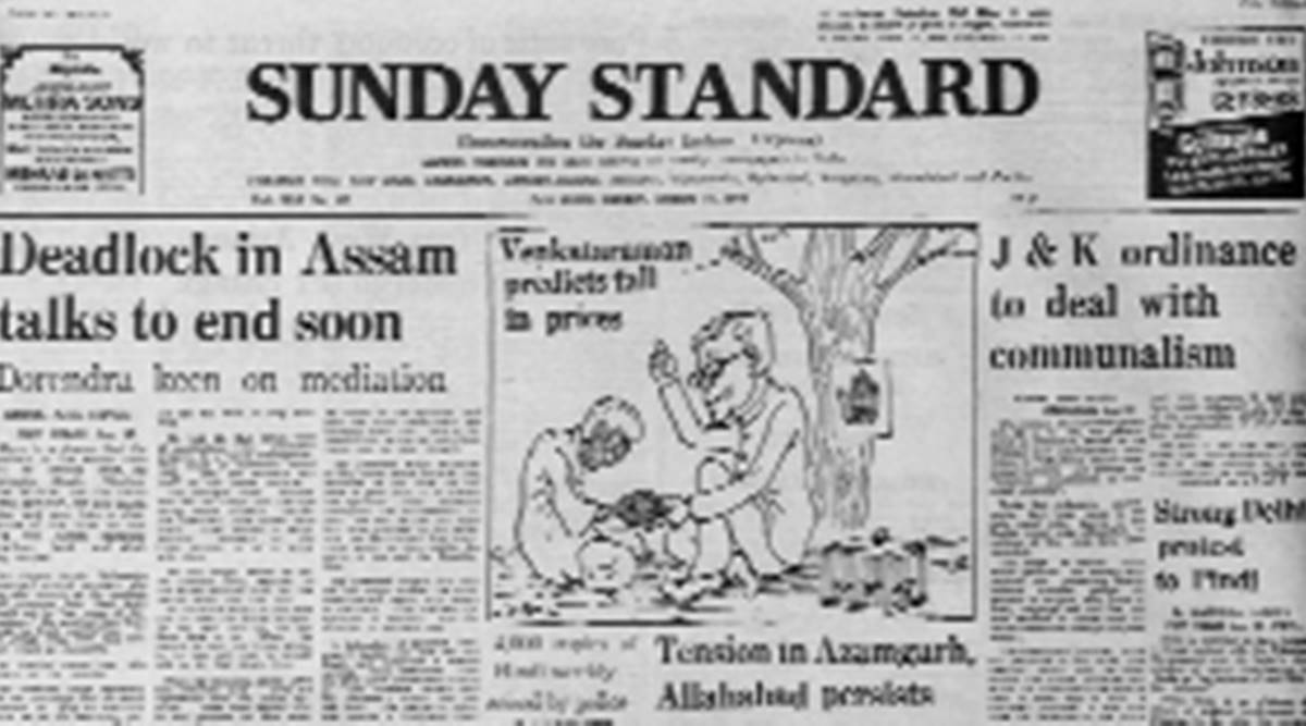 Assam deadock, AASU protests, AASU protests forty years ago, forty years ago, Indian Express
