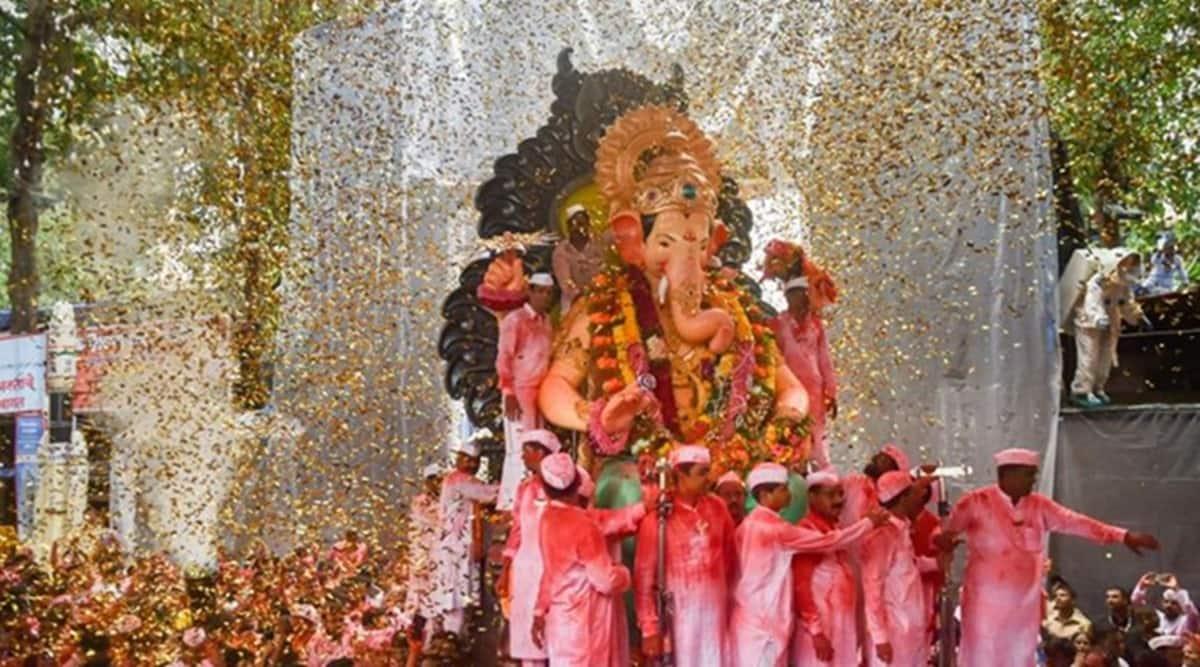 Ganesh Chaturthi, pune Ganesh Chaturthi, Ganesh Chaturthi pune security, Ganesh Chaturthi pune celebrations, pune city news
