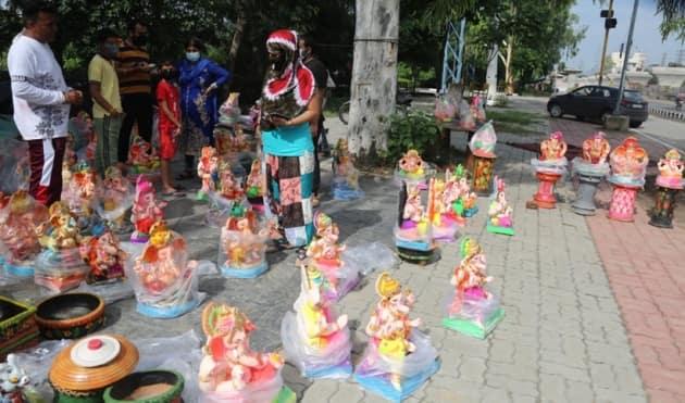 ganesh chaturthi 2020 celebrations