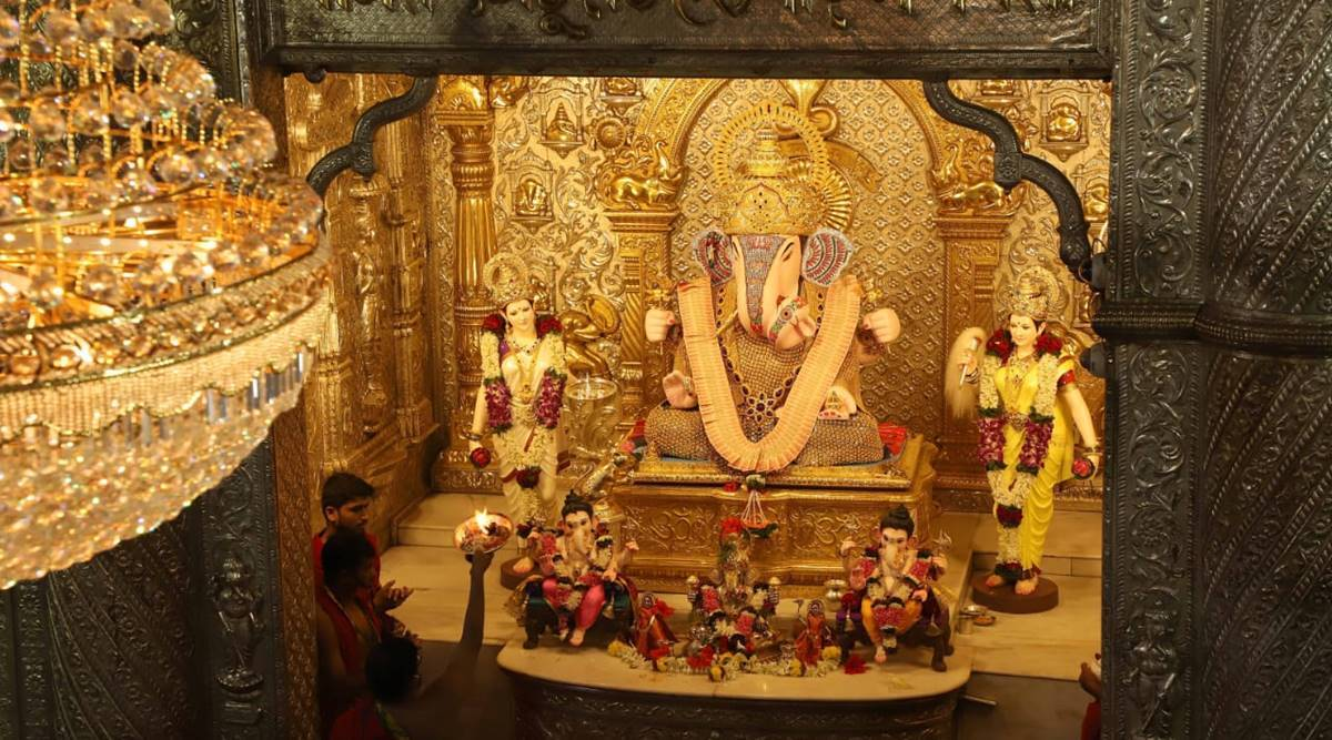 pune covid-19, pune ganesh utsav, pune ganesh chaturthi celebrations, pune coronavirus, pune city news, indian express news