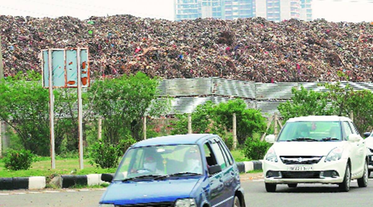 P'kula ranks 56, residents lay blame on Singh Nullah, garbage mountain