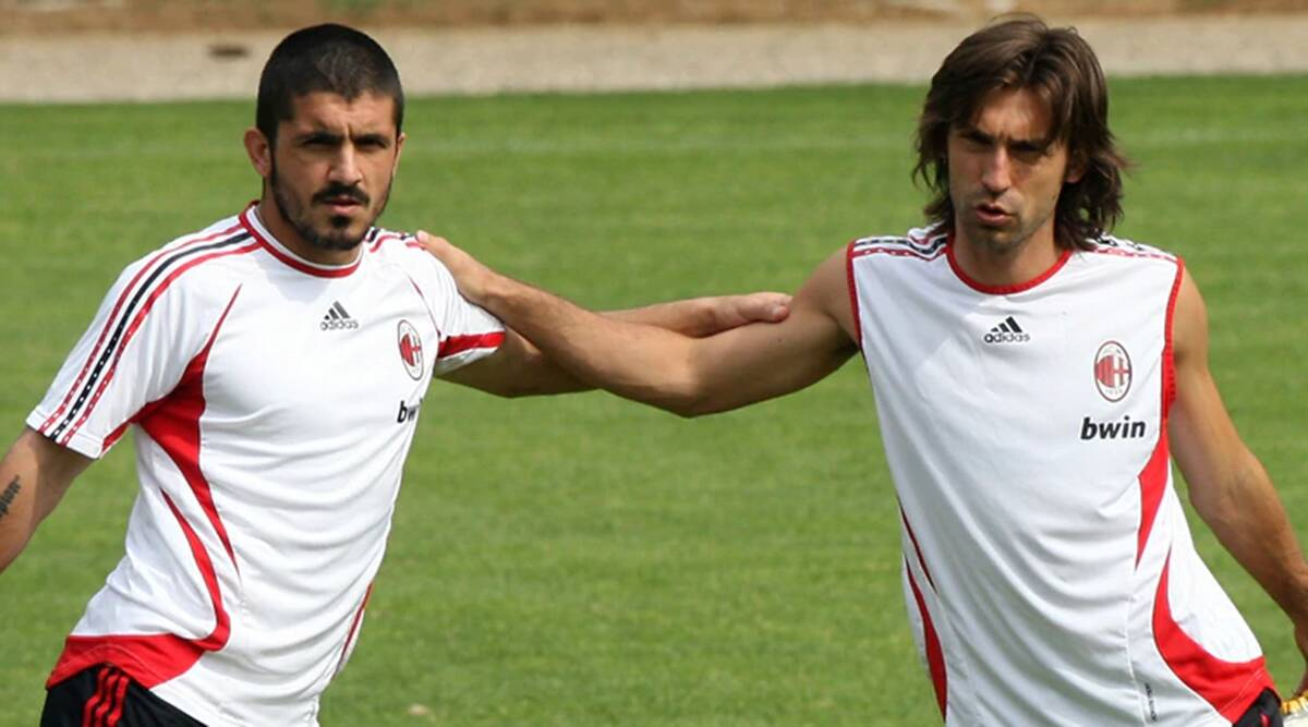 He S Screwed Now Gennaro Gattuso On Andrea Pirlo S New Juventus Job Sports News The Indian Express