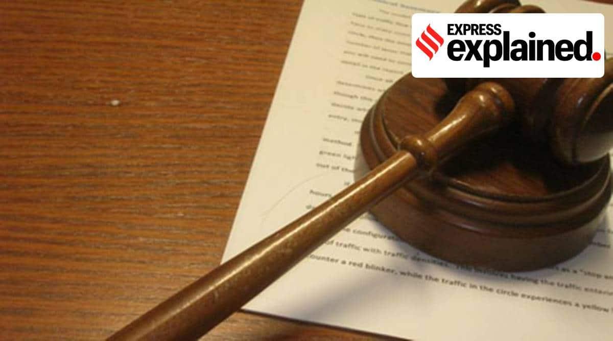S Mulgaonkar, S Mulgaonkar contempt case, S Mulgaonkar case, Mulgaonkar principles, Prashant Bhushan contempt case, Prashant Bhushan SC, Express Explained, Indian Express