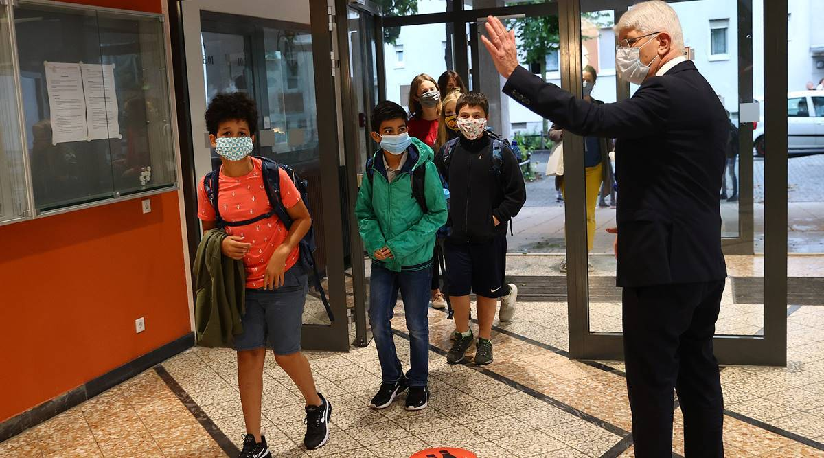 How various countries are reopening schools amidst the pandemic