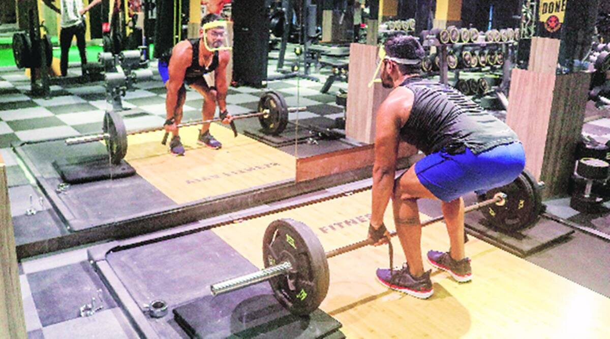 Gym owners, GST charges, Maharashtra govt, Pune news, Indian express news