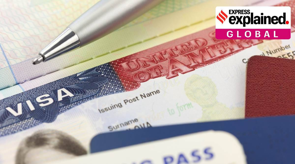 H-1B visa, L-1 visa, H-1B visa new rules, H-1B visa revised rules, us visa revised guidelines, us h1b visa health care, us visa IT companies, us immigration visa rules india, indian express explained, explained news