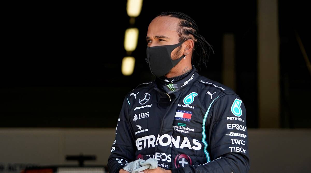 'Unacceptable': Lewis Hamilton condemns racist abuse of England players