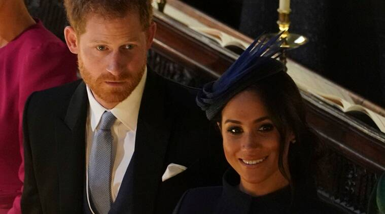 Prince Harry and Meghan Markle, The Duke and Duchess of Sussex, Finding Freedom, indian express, indian express news