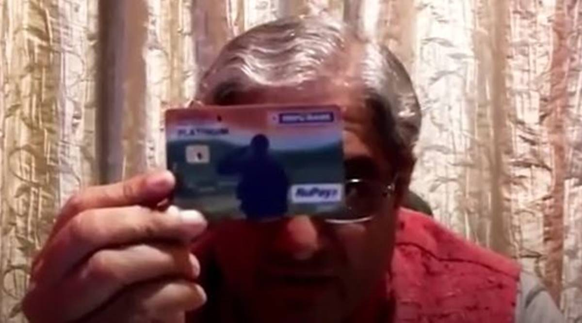 HDFC Bank Shaurya KGC Card for armed forces